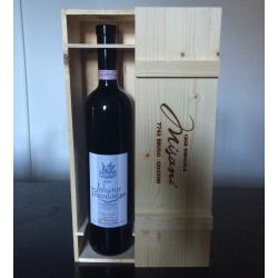 Holzkiste für 150 cl Flasche